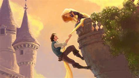 film tangled adalah rapunzel catatan seorang tukang gambar