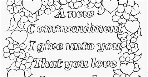 free coloring pages love one another coloring pages for kids by mr adron love one another