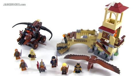 Lego 79017 The Hobbit The Battle Of Five Armies lego hobbit battle of five armies set 79017 review