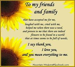 thankful quotes for friends and family quotesgram