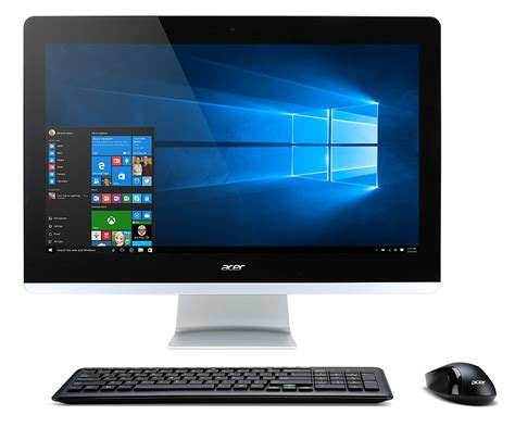 Desk Top Computers Acer Aspire Aio Desktop 23 8 Quot Hd I5 6400t Nvidia 940m 2gb Ebay