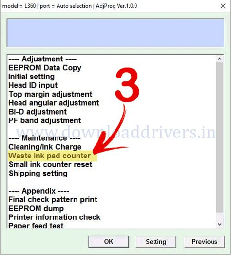 epson l360 resetter software free download download epson l360 resetter program software tool l130