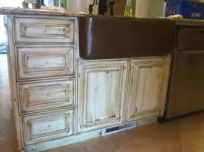 Faux Painted Kitchen Cabinets by Kitchen Cabinets Faux Painting