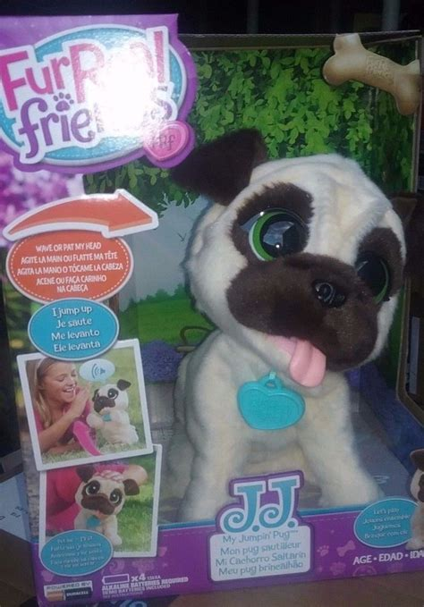 furreal jj my jumping pug best 25 interactive toys ideas on great toddler toys