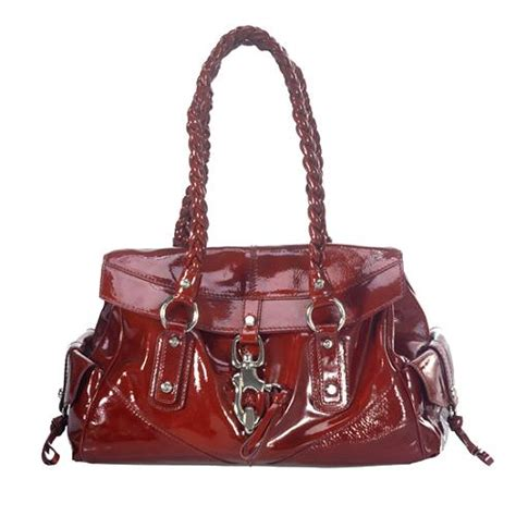 Francesco Biasias Fashionista Satchel by Francesco Biasia Secret Satchel Handbag