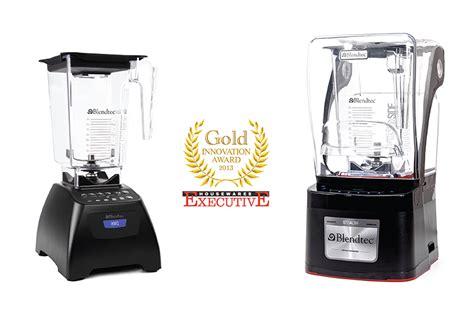 blendtec wins 2013 gold innovation award from housewares