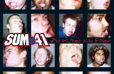sum 41 are releasing their debut album all killer no
