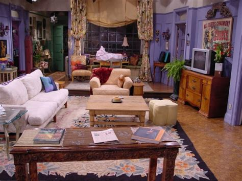 sitcom sets 25 things you didn t know about the sets on quot friends quot