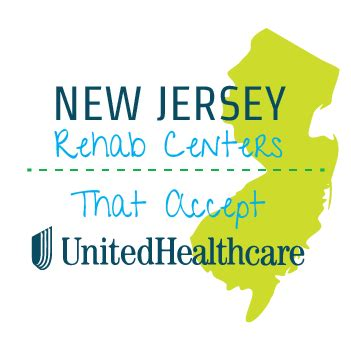 Detox Centers That Take Unitedhealthcare by United Healthcare Rehabs In New Jersey Insurance Coverage