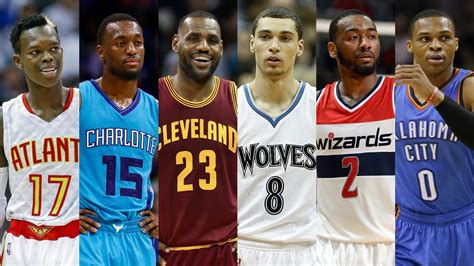 best players in the nba top 10 fastest nba players in the 2016 2017 season