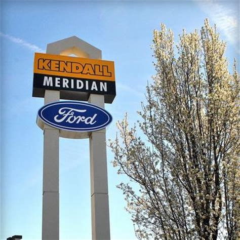kendall ford  meridian meridian id  car dealership  auto financing autotrader