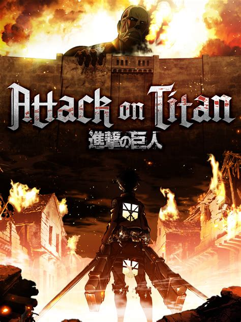 Attack On Titan Tv Show News Episodes And