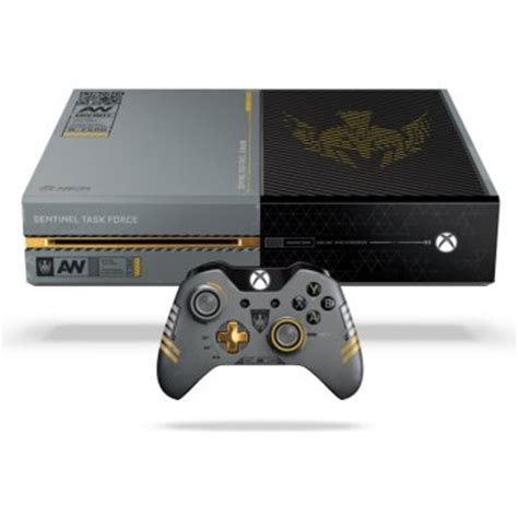 Xbox Console System 1 xbox one console system call of duty advanced warfare limited edition