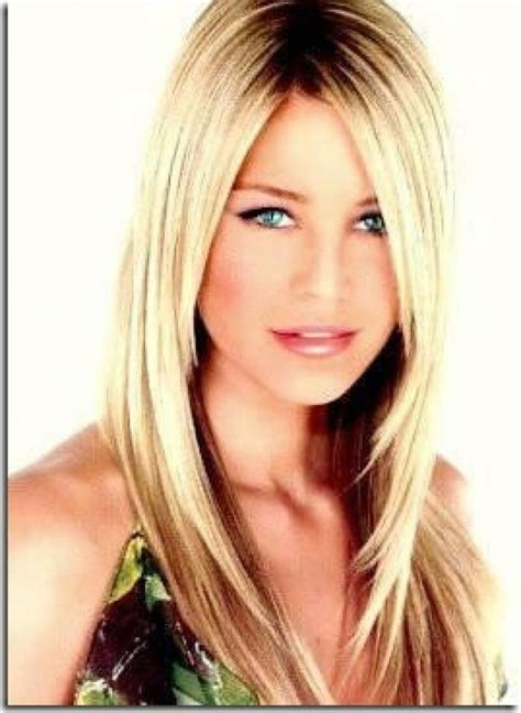 hairstyles for thin straight hair oval face 15 ideas of long hairstyles for oval faces and fine hair