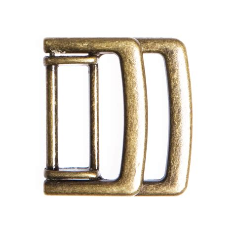 Buckle Ring Square 20mm Nikel 20mm haberdashery m recht accessories