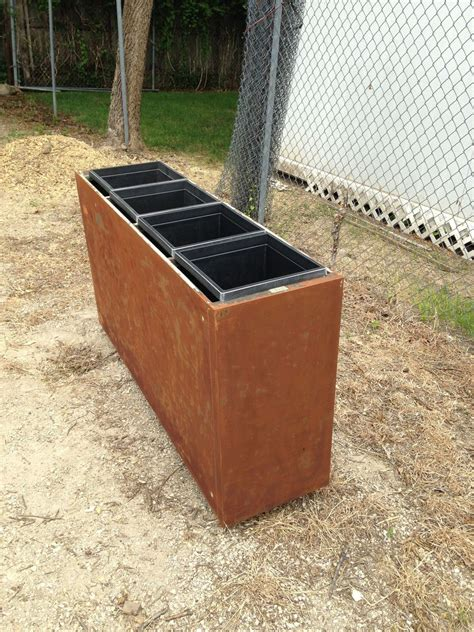 painting a rusty file cabinet hometalk rusty file cabinet cactus planter
