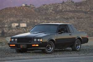 Buick Grand Nationa Buick Grand National Gnx Wallpaper