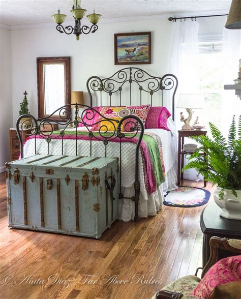 bohemian style bedroom furniture 25 best ideas about vintage style bedrooms on pinterest