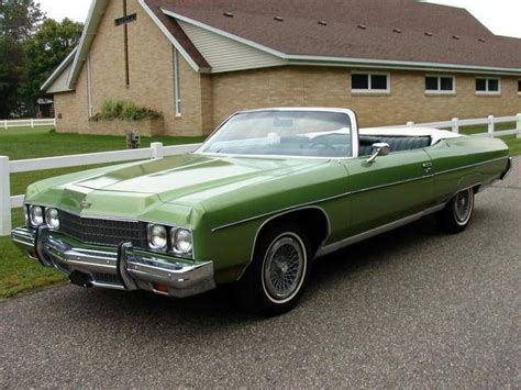 1973 chevy impala convertible for sale 17 best images about 1973 chevrolet impala caprice on