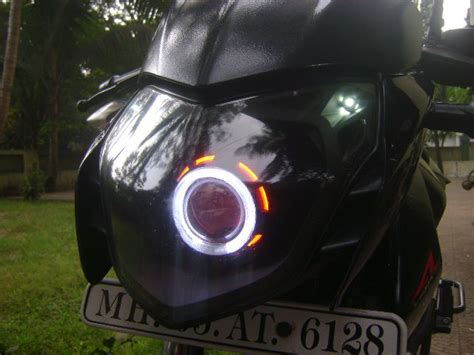 Lu Projector Pulsar 220 let there be light bike lighting hid etc page 418