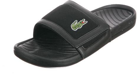 slippers lacoste lacoste fynton usm mens slippers 7 27spm102102h
