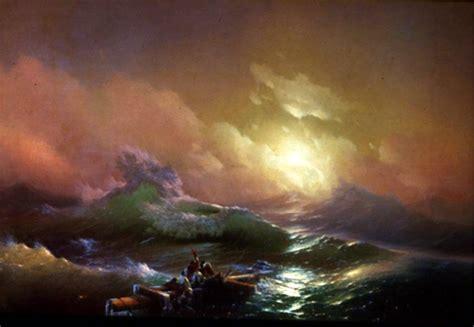 by the ninth wave ivan aivazovsky painting 15 19c aivazovsky theninthwave 1850