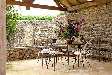 patios de casas rusticas estilo rustico creando patios rusticos