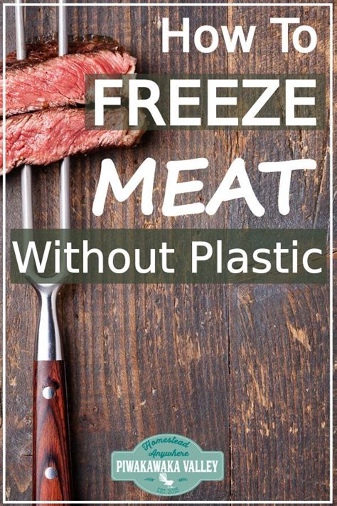 freeze meat  plastic freezing meat frozen