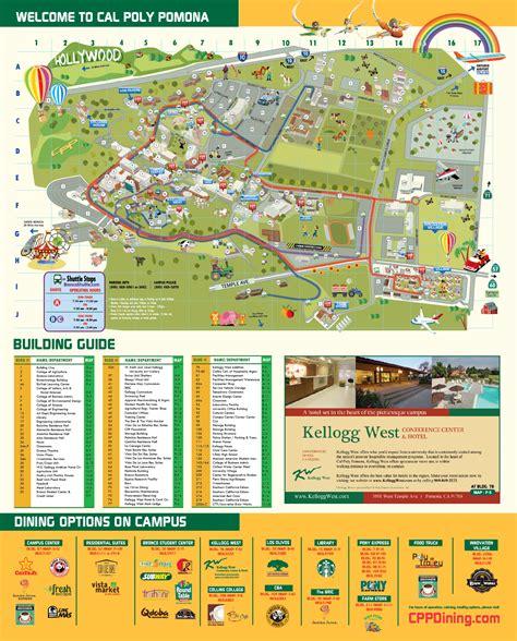 cpp map cal poly pomona foundation inc