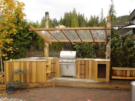 outdoor kitchen island designs 20 rustic kitchen island designs ideas design trends