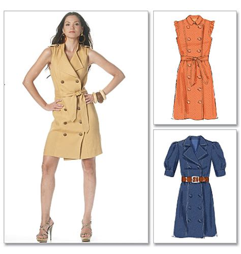 pattern review for mccalls 7240 mccall s 6279 misses and women s dress and belt