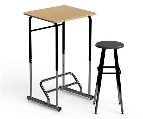 Student Standing Desk Ways To Get Students Moving In Class From Under The