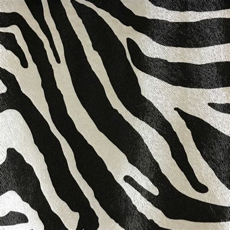 Upholstery Australia by Chester Zebra Print Vinyl Fabric Faux Leather Upholstery