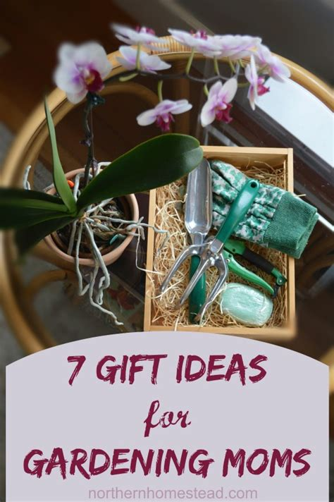 gift ideas  gardening moms northern homestead