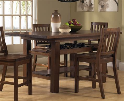 bar height dining room table bar height dining room table sets images bar height
