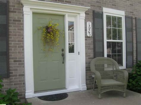 95 Best Images About Front Door Designs On Pinterest Painting A Front Door Tips