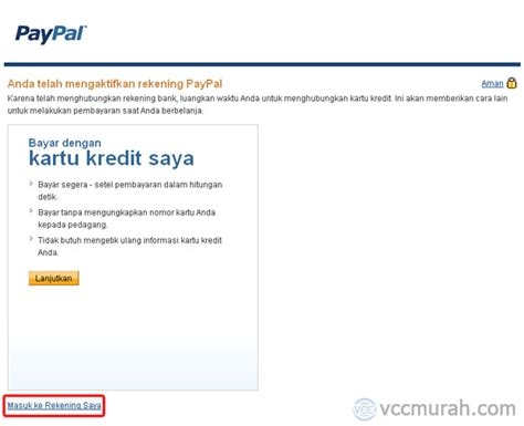 cara membuat account paypal verified cara cara membuat account paypal mujibah91