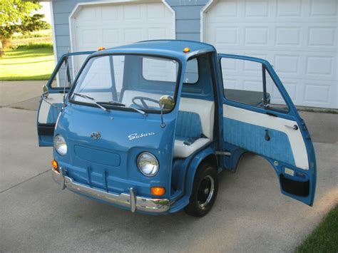 1969 subaru sambar 1969 subaru sambar 360 recently sold on ebay for 13754