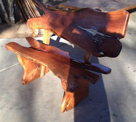 mesquite bench  bluestingrayboots  lumberjockscom