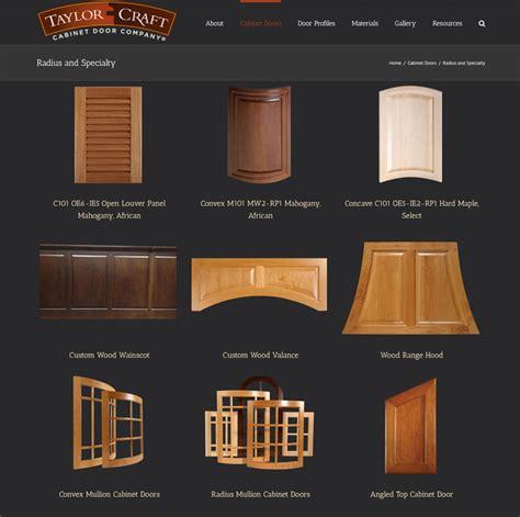 radius cabinet doors radius cabinet doors and specialty taylorcraft cabinet
