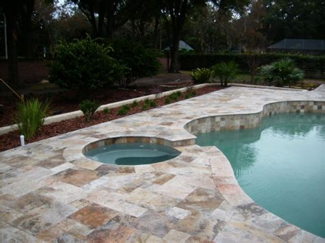 pool deck pavers fort myers cappadocia scabos french pattern pavers stone mart