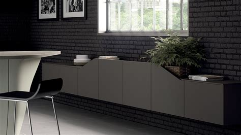 Wall Mounted Units For Living Room by Flux Swing Dynamic Living Room Compositions With Modular Ease