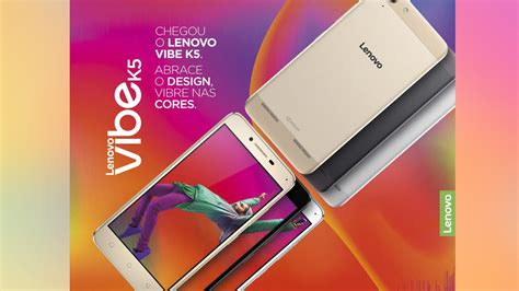 Lenovo Vibe K5 Series lan 231 amento lenovo vibe k5 no brasil