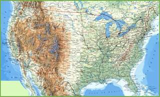 usa map with states and cities hd large detailed map of usa with cities and towns