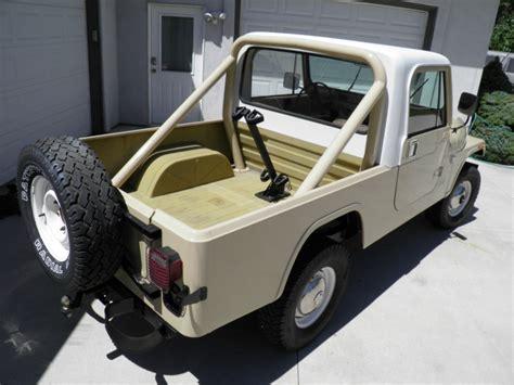 vintage jeep scrambler 1981 jeep scrambler vintage cj 8 na prodej