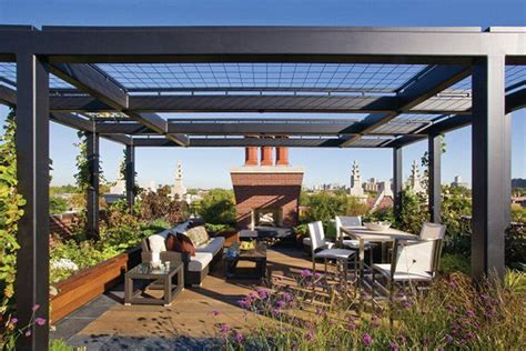 successful rooftop transformation  chicago custom home