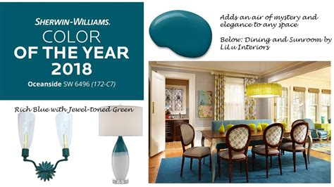 sherwin williams oceanside 2018 color of the year 2018 sherwin williams color of the year is oceanside