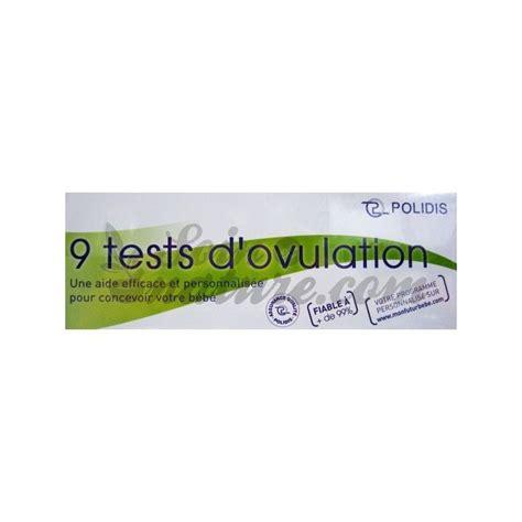 test ovulazione on line test di ovulazione polidis bte 9 al miglior prezzo nelle