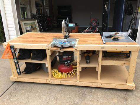 built  mobile workbench workshop mobile workbench