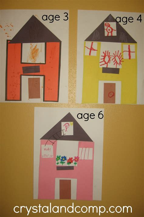 kindergarten activities my house letter of the week h alphabet activities for preschoolers